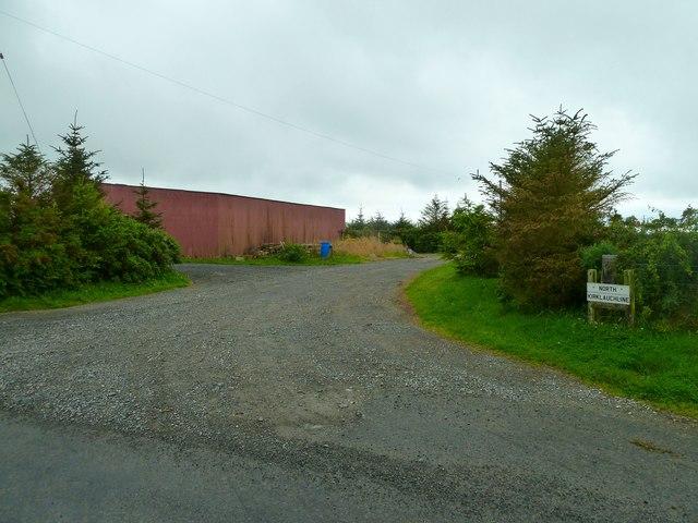 North Kirklauchline Farm
