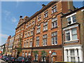 TQ2583 : Former offices, Glengall Road, NW6 by Mike Quinn