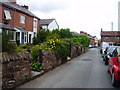 SJ3677 : New Road, Childer Thornton by Eirian Evans