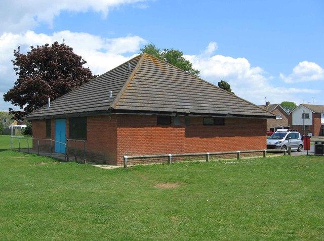 The Pavilion at Avisford Park Recreation Ground, Nyetimber Lane, Rose Green