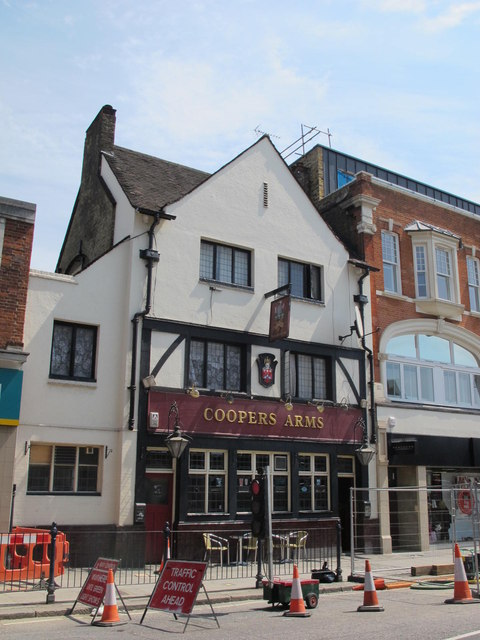 The Coopers Arms, Kilburn High Road, NW6
