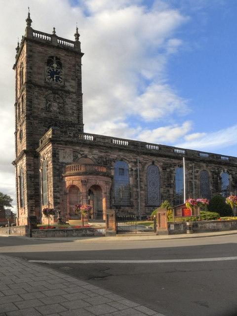 Parish Church of St Alkmund