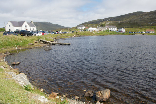 Un-named loch, An t-Ob (Leverburgh)