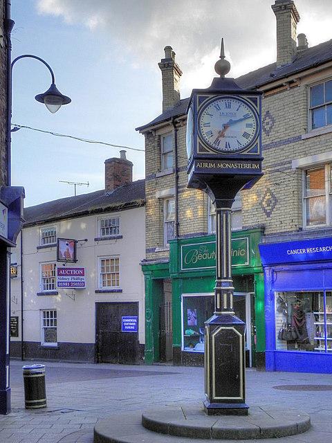 Whitchurch Clock