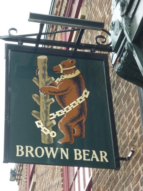The Brown Bear on Norfolk Street