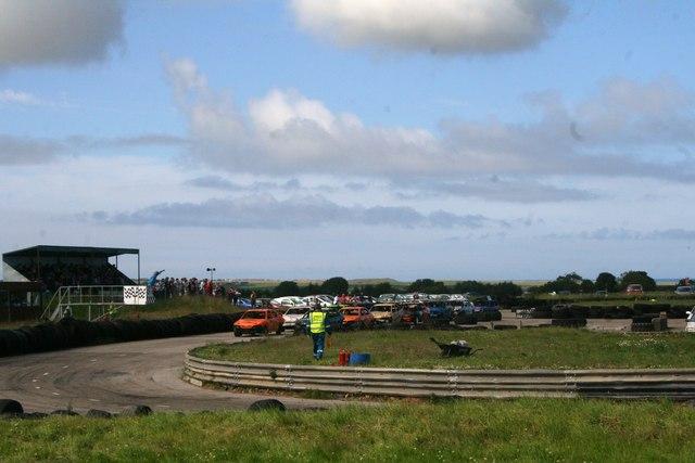 Race Start at Crimond
