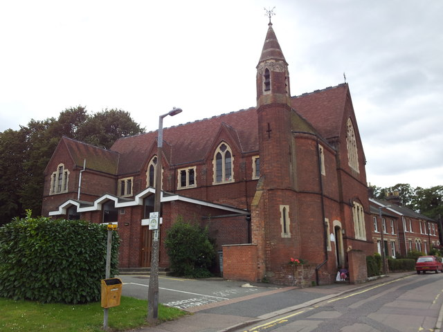 Our Lady's Catholic Church, Stowmarket