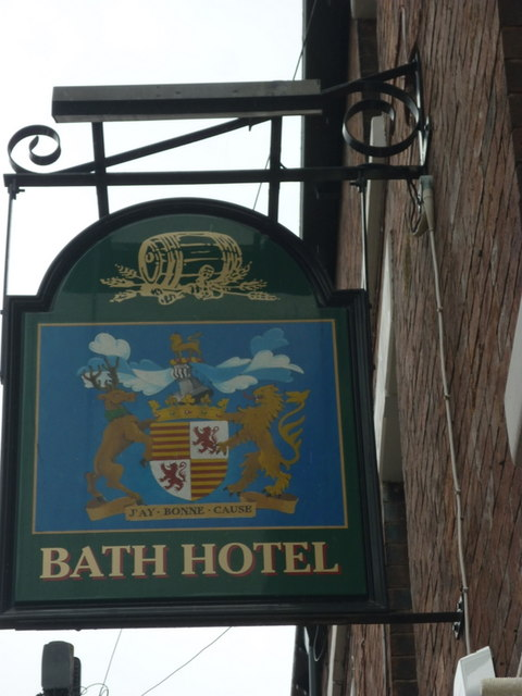 The Bath Hotel, on Victoria Street, Sheffield