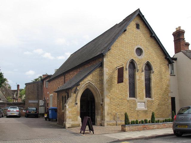 Former church of St Joseph