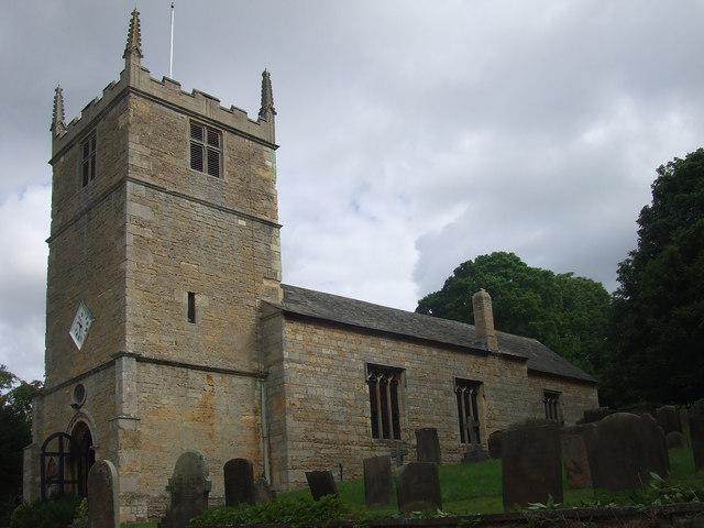 St Vincent's Church, Burton
