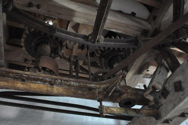 Old Buckenham Mill - Stones Nuts