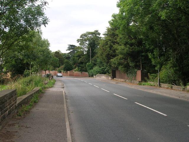 Bawtry Road towards Blyth