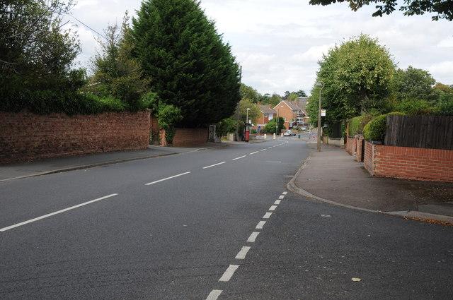 Warden Hill Road, Cheltenham