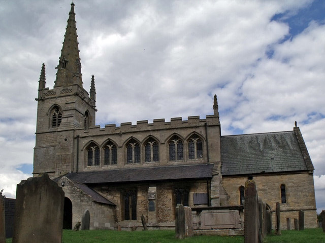 St Thomas Martyr's Church, Digby