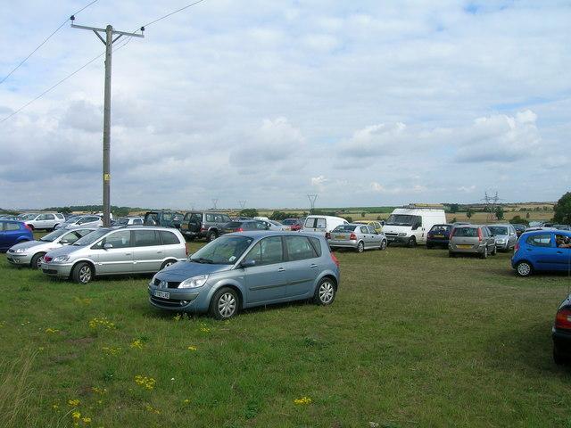 Sunday Market car park