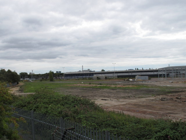 Old Oak Common - proposed site of HS2 station
