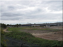 TQ2182 : Old Oak Common - proposed site of HS2 station by David Hawgood