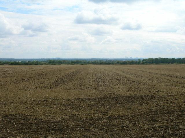 Farmland off Salt Hill Road