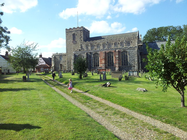 St Mary Magdalene Church, Debenham