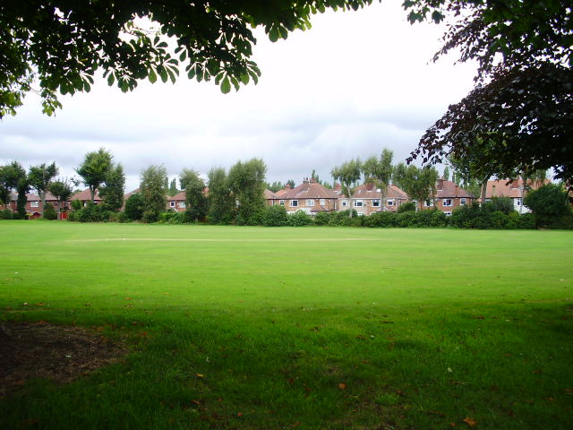Eastham Cricket Ground