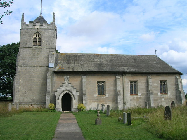 St Peter's Church, Letwell