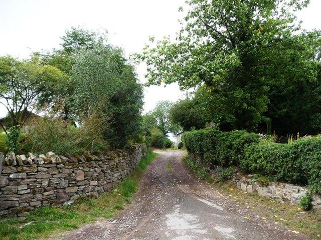 Entrance to Brow Farm