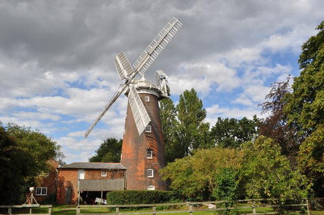 Buttrum's Mill