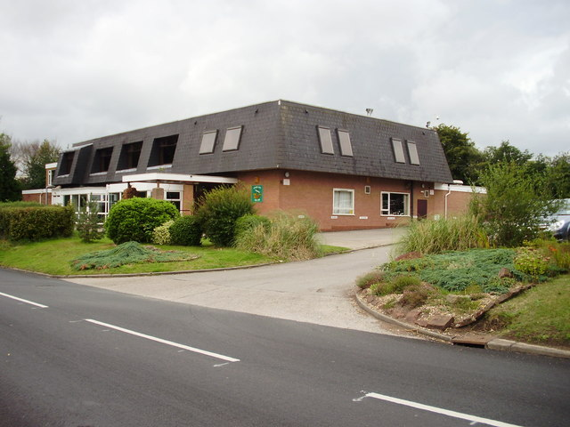 Eastham Lodge Golf Clubhouse, Ferry Road