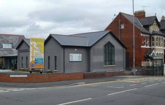 Stow Park Church Centre, Newport
