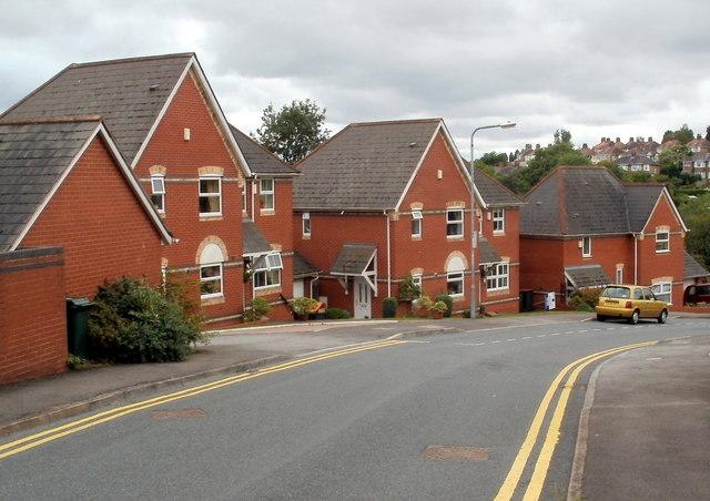 Stow Park Drive, Newport