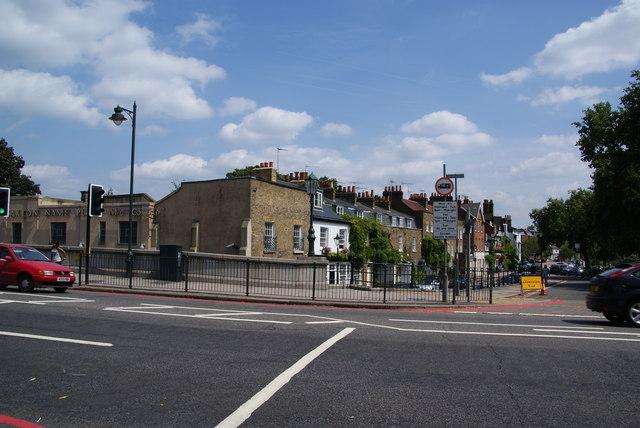 Waterloo Place, Kew
