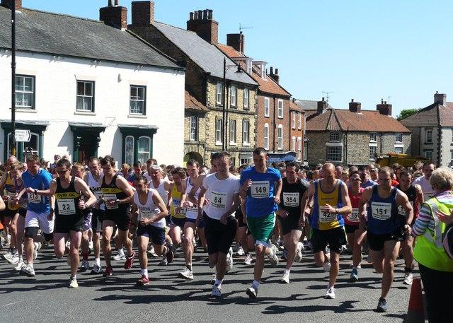 Kirkbymoorside 10K Run