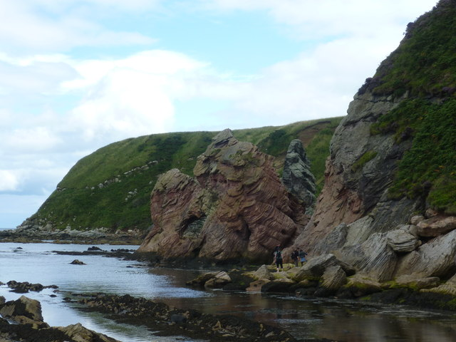 Rocks at Cove