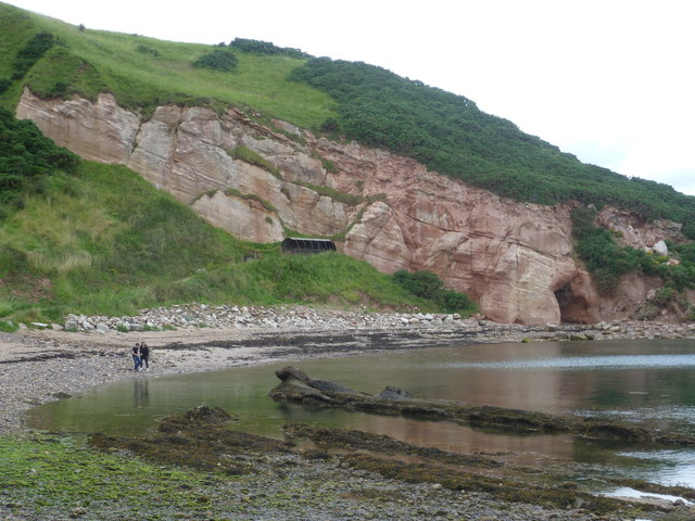 Cove from the breakwater