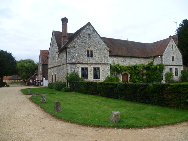 The stables at Chawton House