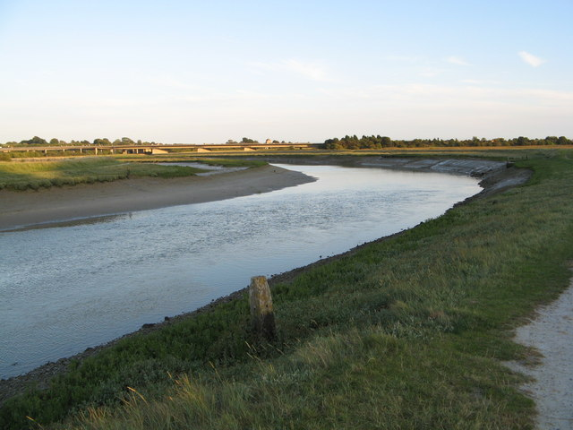 River Adur downstream