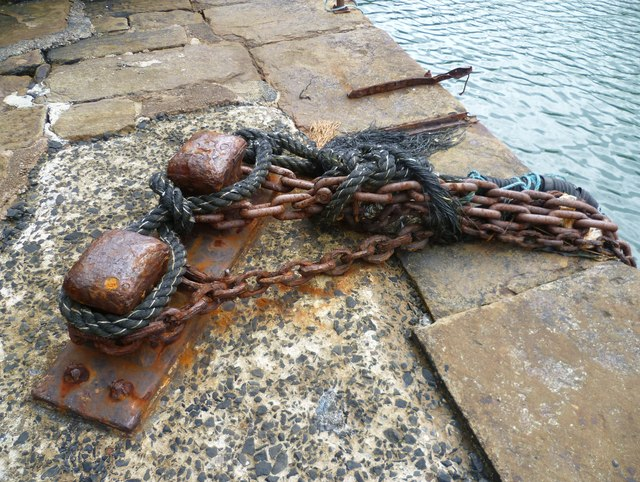 Mooring at Cove Harbour