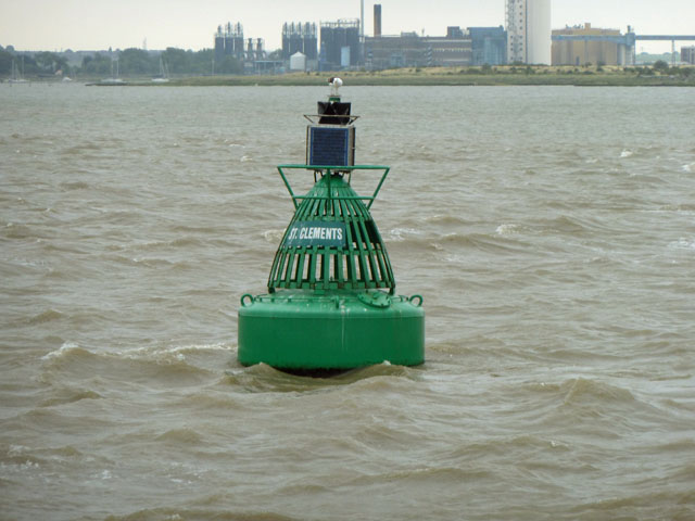 St Clements buoy