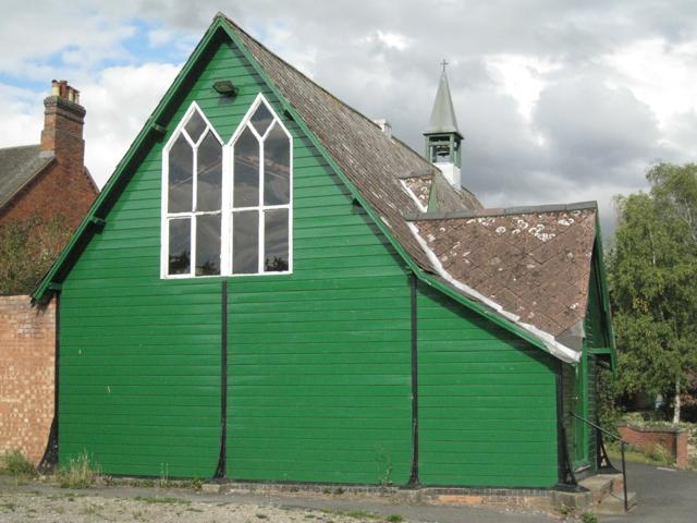 Church of the Resurrection, Heanley Lane