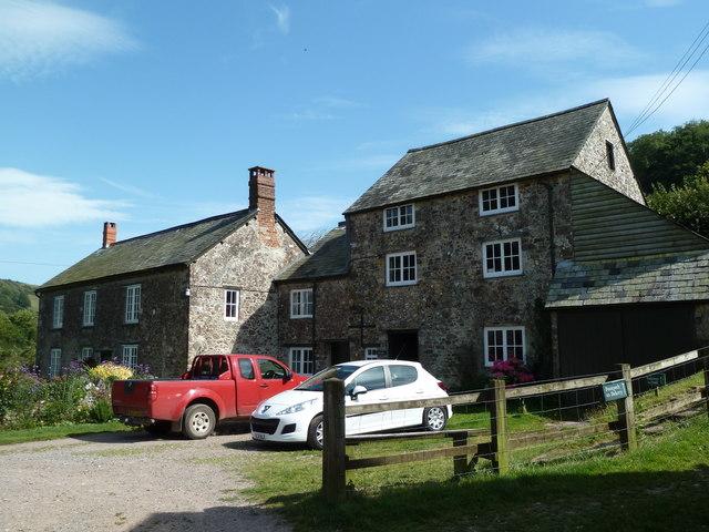 Manor Mill, Branscombe
