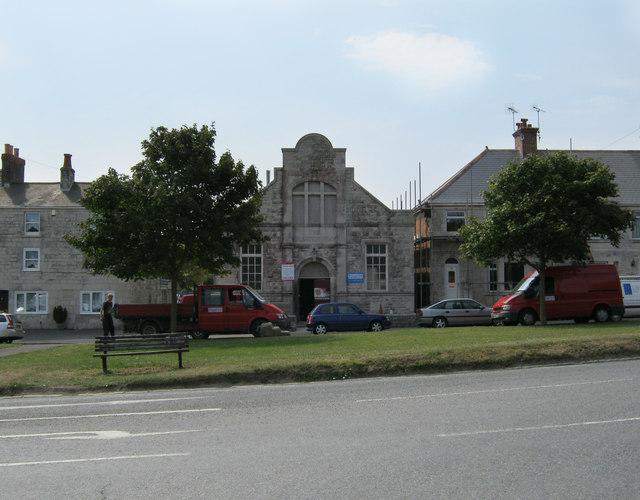 Former Salvation Army Citadel