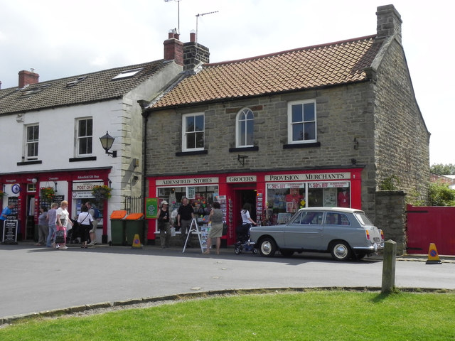 Aidensfield Stores and Post Office