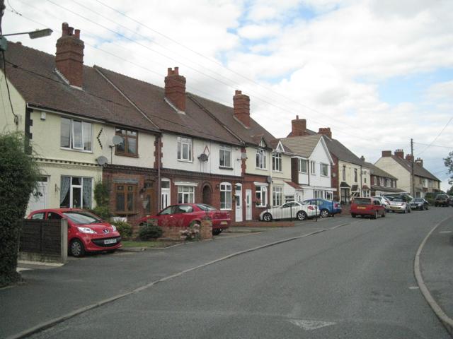 Boulters Lane, Wood End CV9