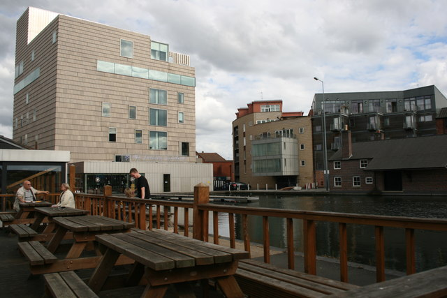 Wharf and Walsall Art Gallery
