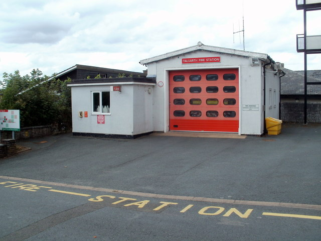 Talgarth Fire Station