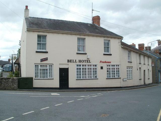 Bell Hotel, Talgarth
