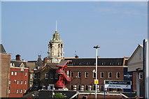TQ2775 : St John's Hill shopping centre by Bill Boaden