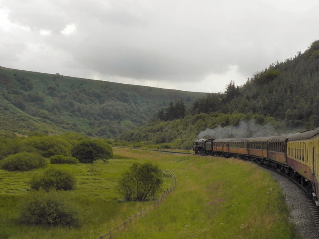 North Yorkshire Moors Railway, Fen Moor