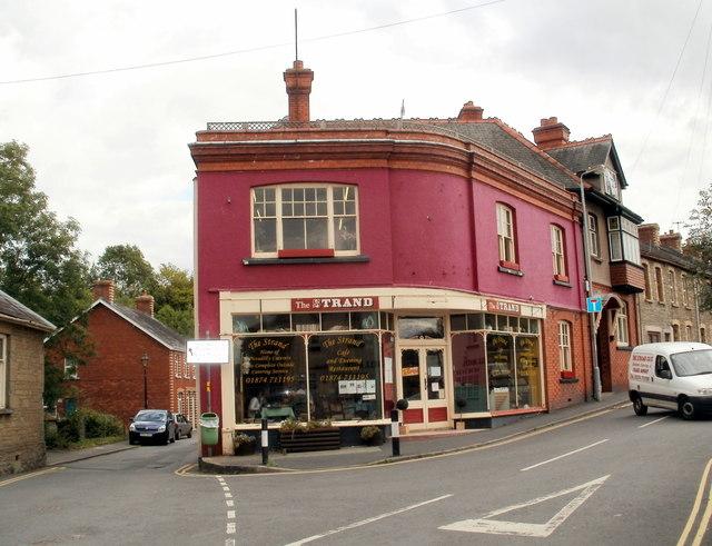 The Strand, Talgarth