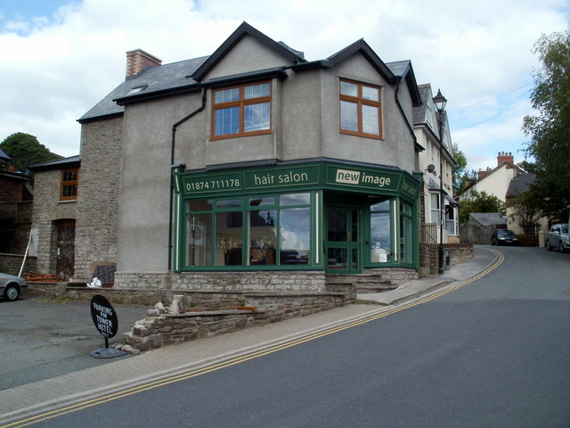 New Image hair salon, Talgarth